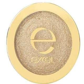 Excel Eyeshadow (SI03 YELLOW GOLD)