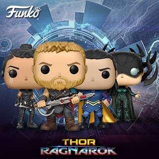 (PO) Funko Pop Thor Ragnarok
