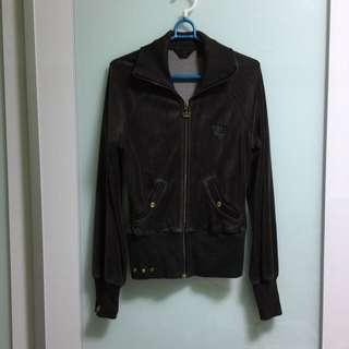Adidas Women Originals Jacket (Black)
