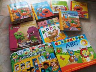 Assorted Children's books (clearance)