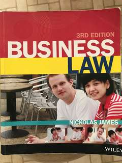 Business Law Wiley Publication