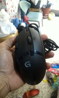 🚚 Logitech G402 Hyperion Fury
