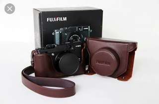 Fujifilm x10 camera case