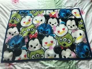 Disney Tsum Tsum 毛毯