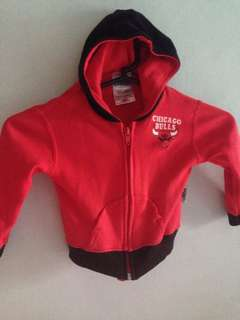 Chicago Bulls hoody jacket