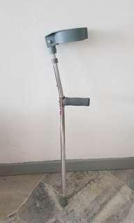 Forearm Crutches (Single)