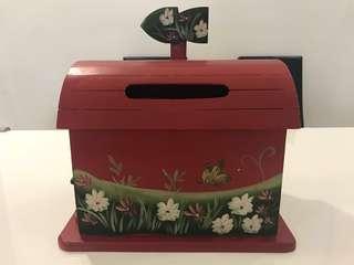 Ang Bao red packet box
