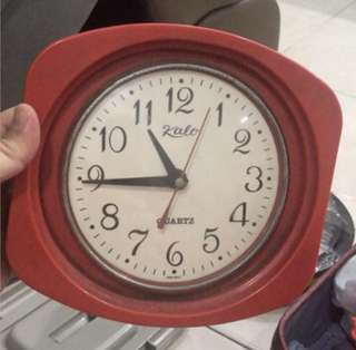 Vintage Kalo Clock. Original engine.