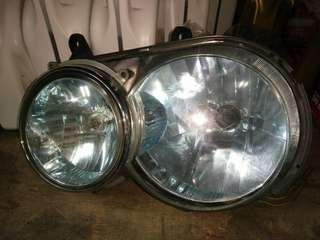 kenari headlamp(left side)
