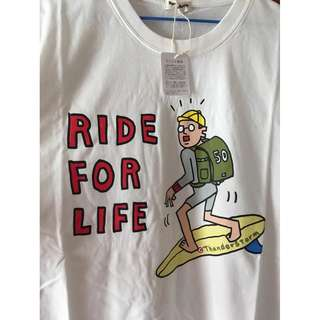 New: RIDE FOR LIFE