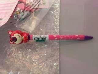 勞蘇原子筆