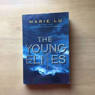 The Young Elite by Marie Lu