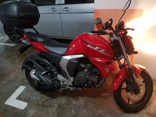 Yamaha FZ ver 2.0