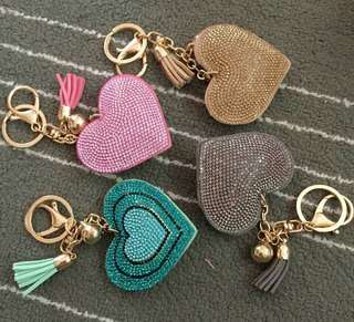 [BRAND NEW] Teal Green Keychain.