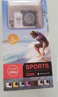 Sports camera NEW