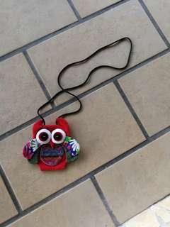 Owl mini sling bag