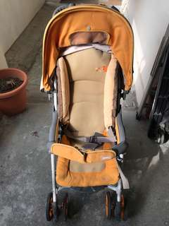 Combi Preowned stroller