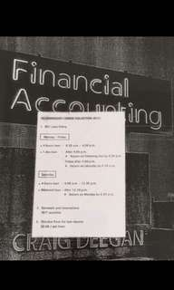 Financial Accounting by Craig Deegan