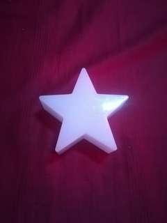 Light Up Mini Star