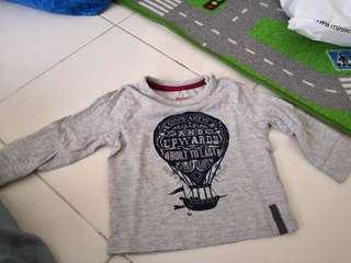 Airships explorer shirt