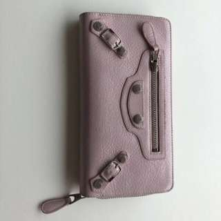 REDUCED Balenciaga Pink Wallet