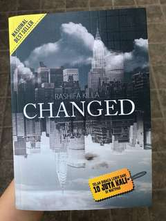 CHANGED by RASHIFA KILLA