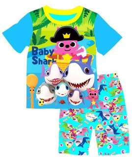 INSTOCK Baby Shark t-shirt set