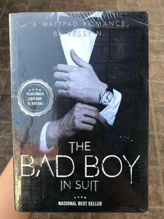 THE BAD BOY IN SUIT by YESSY N.