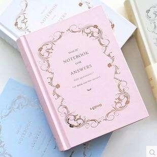 答案之書magic notebook for answers