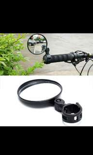 Cycling Bike Bicycle Handlebar Flexible Safe Rearview Rear View Mirror 360 Degree New