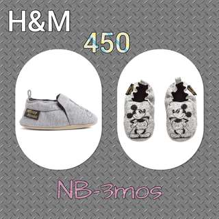 HM Mickey Mouse Infant Shoes