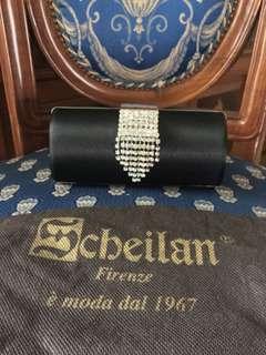 Scheilan Embellished Clutch