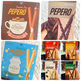 Pepero Super Sale!!! 3 For 100php Only!!!