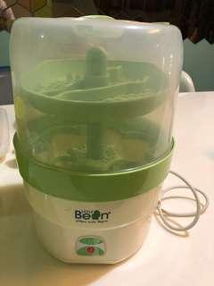 Little Bean Sterilizer & free bottle warmer