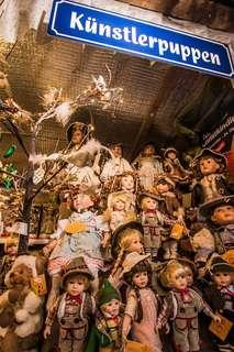 Summlerpuppen - German Artist Doll (Made In Oberasbach, Germany)