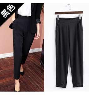 BNIB Black Long pants