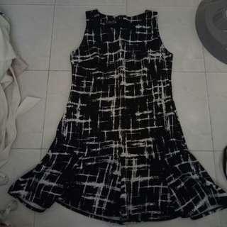 🌻 Drop Hem Mini Dress 🌻