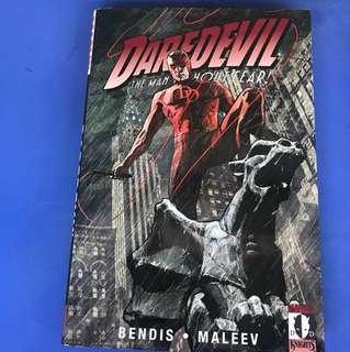 Daredevil vol 3 bendis maleev