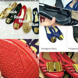 NEW! Ferragamo bermuda jelly super quality