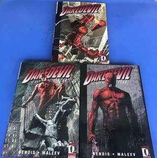 Daredevil hardcover 1-3