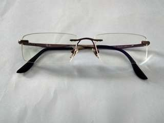Ray-ban frameless Spectacle glasess