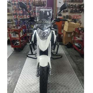 Lexmoto Nomad 125 $0 Downpayment Applicable