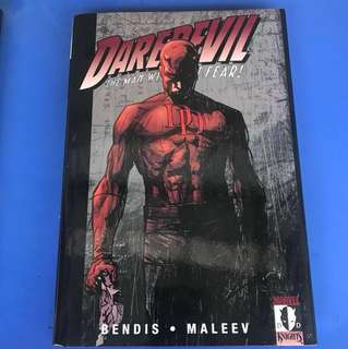 Daredevil vol 2 bendis maleev