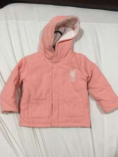 LFC Baby Thick Jacket Pink Brand New