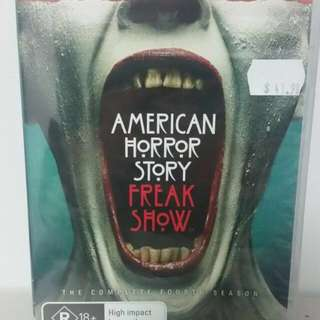 American Horror Story Dvd Series 4