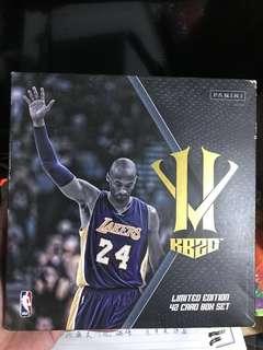 Kobe 紀念卡 kb20