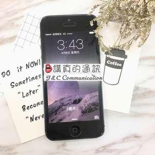 iPhone5 16G 黑