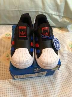 Adidas Superstar 360 FitForm size 7 1/2 k