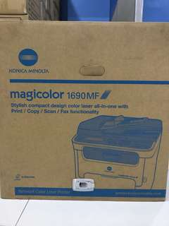 Konica Minolta Printer/Scanner/Copier/Fax
