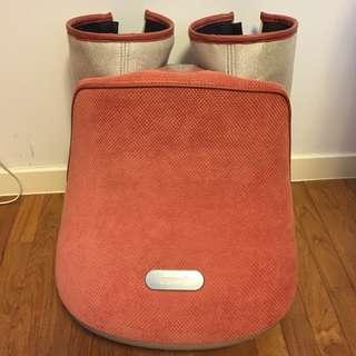 Osim Usqueez foot massage & lower back massage